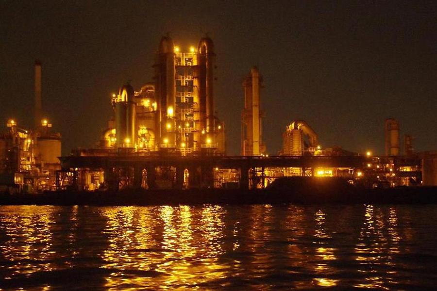 ▲工場夜景(イメージ)