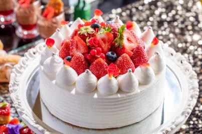 ▲ストロベリーショートケーキ