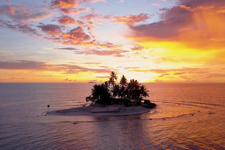 ▲ジープ島