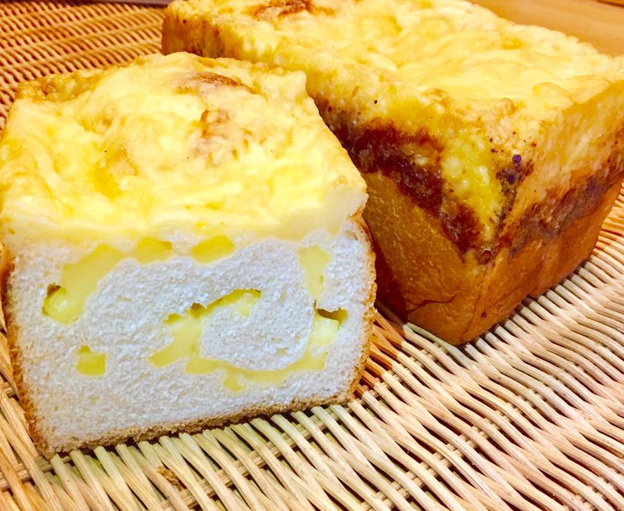 ▲濃厚フロマージュBOX <フロマージュパン専門店Marble coco.(静岡・伊豆高原)> 静岡の伊豆高原に店舗を構えるフロマージュパン専門店。北海道産チーズを贅沢に使用した濃厚フロマージュBOXは予約3ヶ月待ちにもなった人気商品。一つ一つ職人が手作りで作っています。