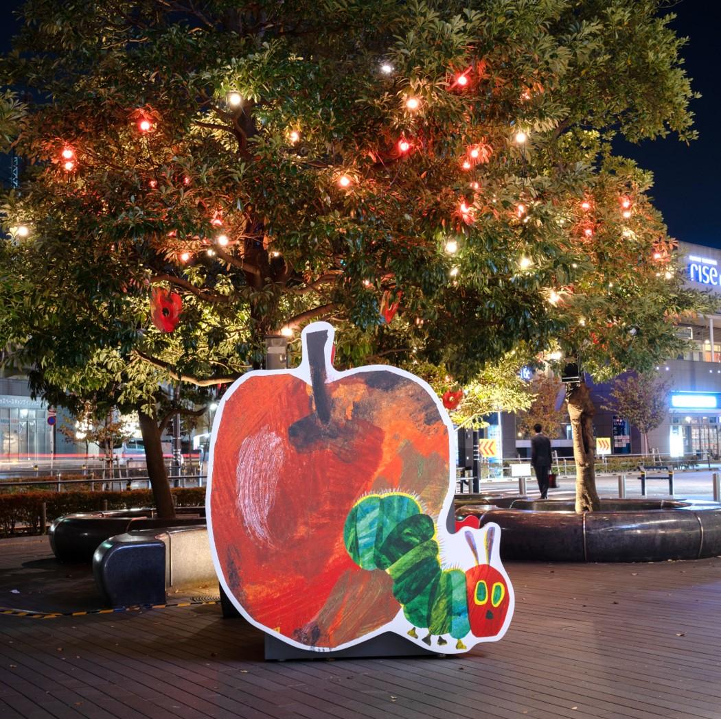 ▲クリスマスツリー(2020年)