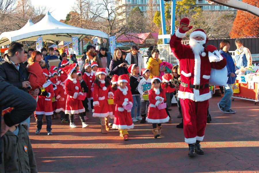 ▲クリスマスキッズパレード