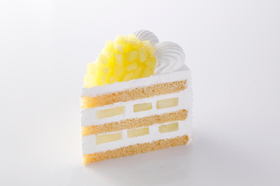 ▲スーパーメロンショートケーキ