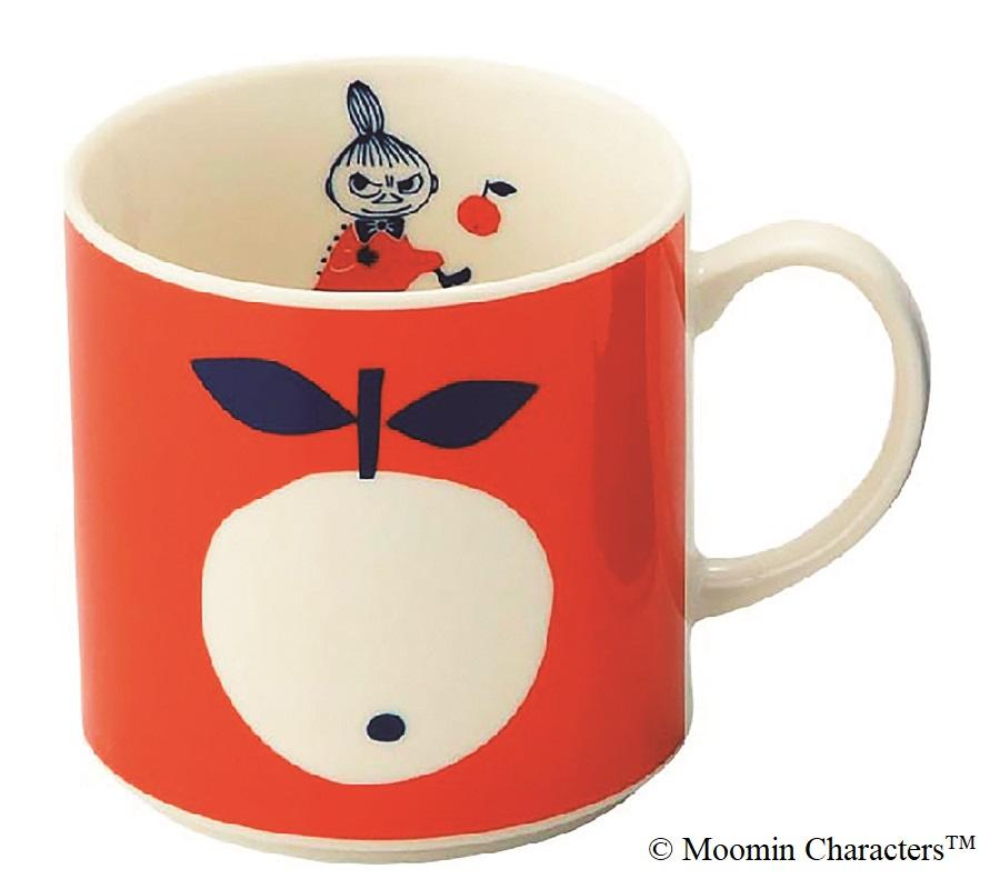 ▲【ムーミン】 マグカップ 1,375円