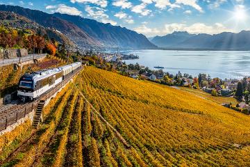 【スイス旅行当たる!】感動の絶景が広がる秋のスイス