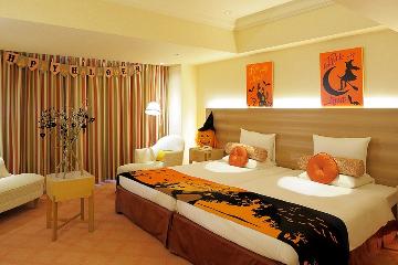 「ホテルオークラ東京ベイ」でハロウィン気分を満喫