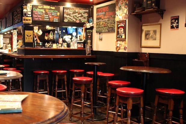 Irish Pub The World End