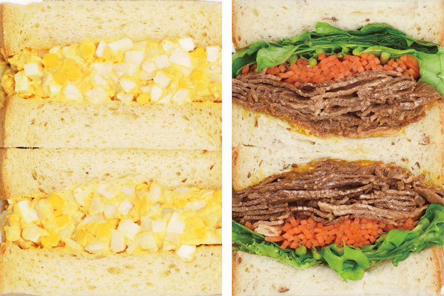 Wa's sandwich
