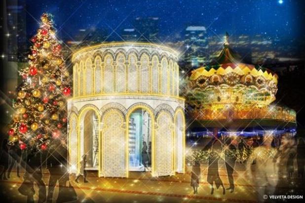 東京ドームシティ Special Winter Experience