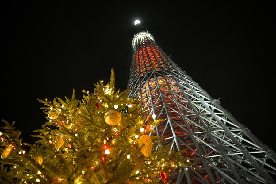 東京スカイツリータウン(R) ドリームクリスマス2020