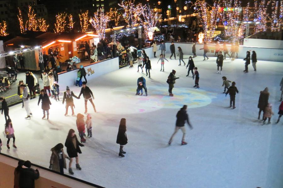TOKYO SKYTREE TOWN(R) ICE SKATING PARK