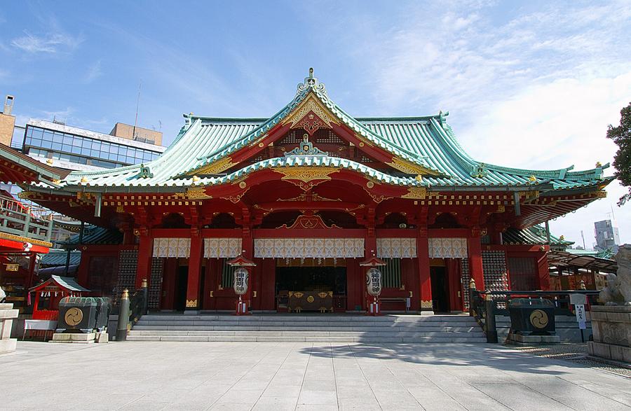 神田神社 本殿