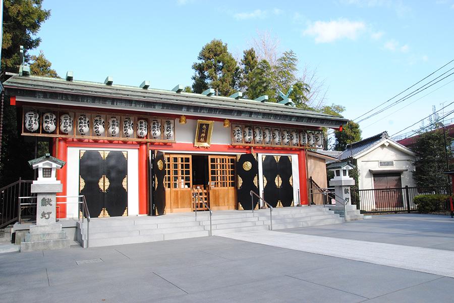 池袋氷川神社1