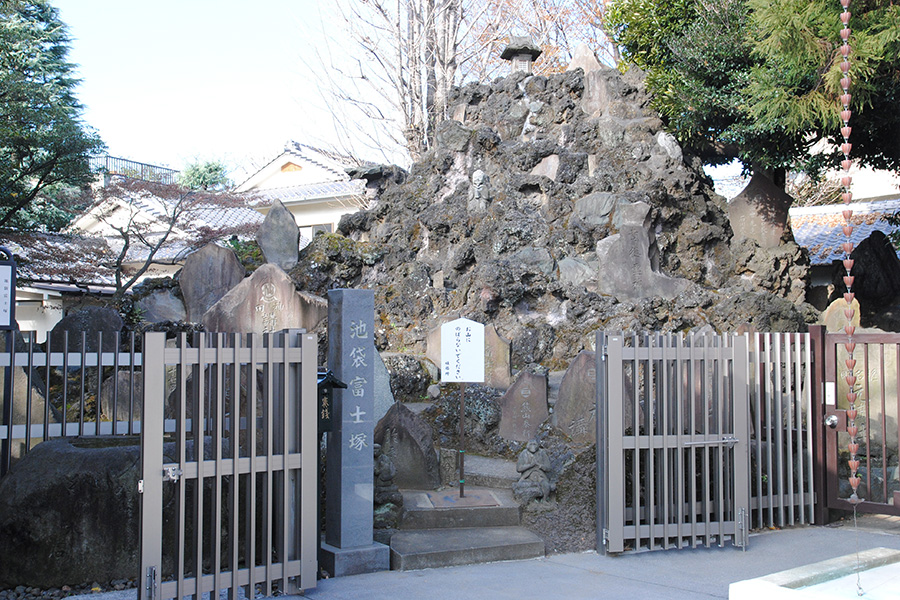 池袋氷川神社2