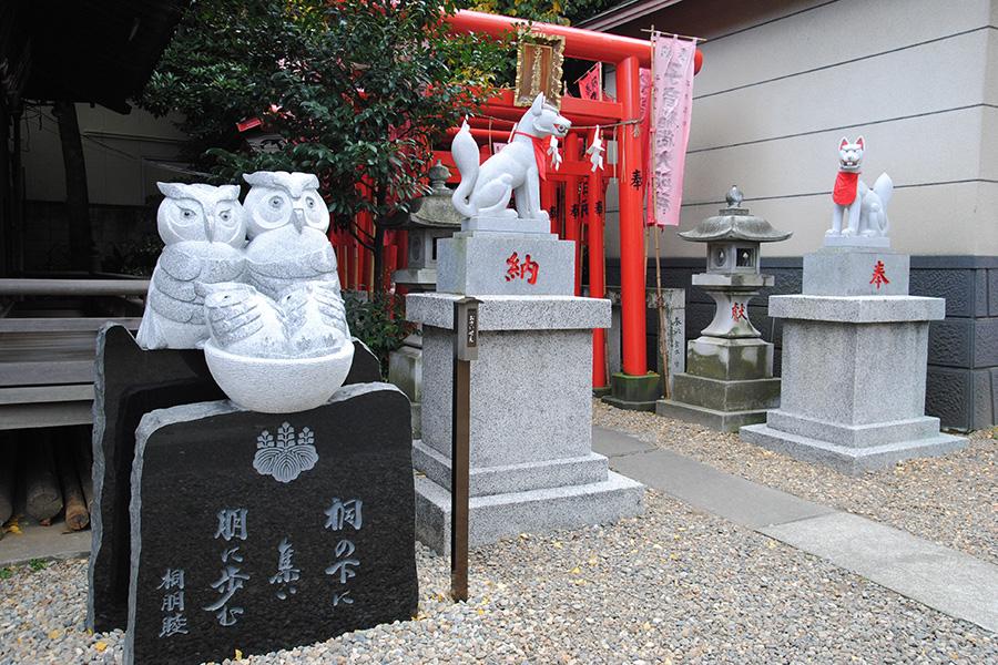 池袋御嶽神社3