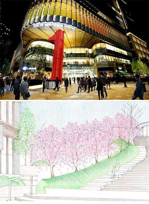 TOKYO MIDTOWN HIBIYA 1st Anniversary