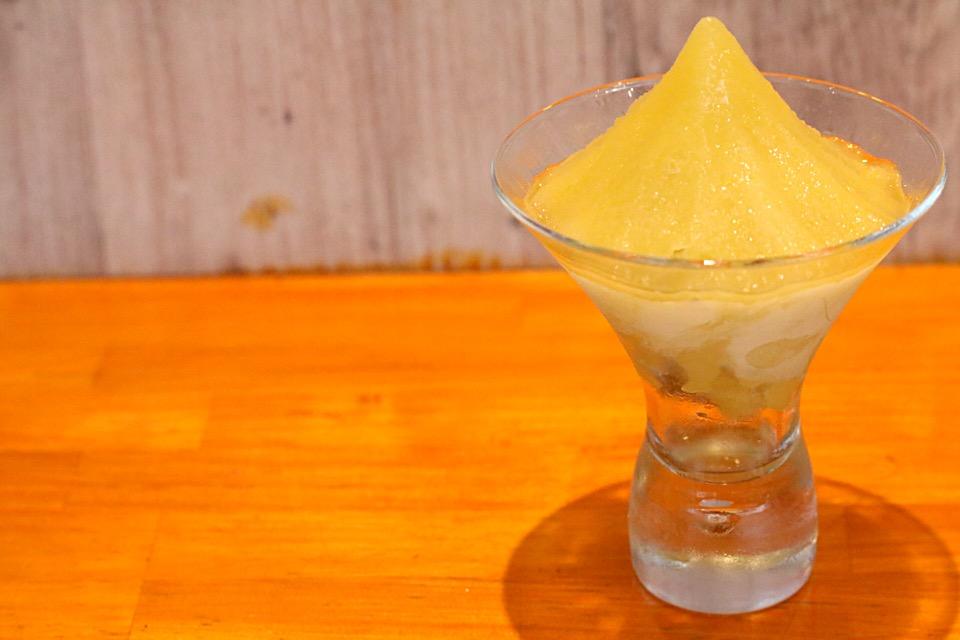 静岡マスクメロン氷