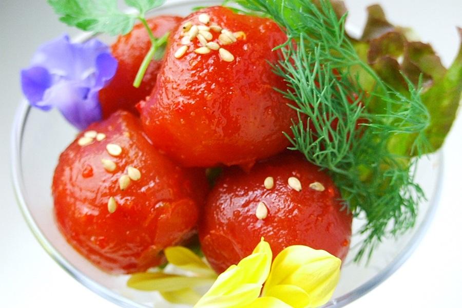 ミニトマトキムチ