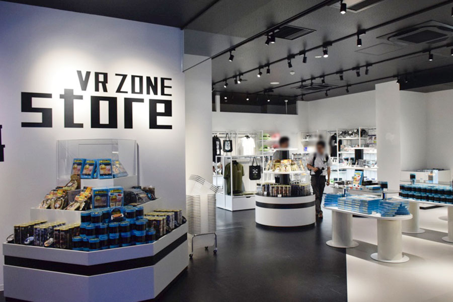 VR ZONE Store