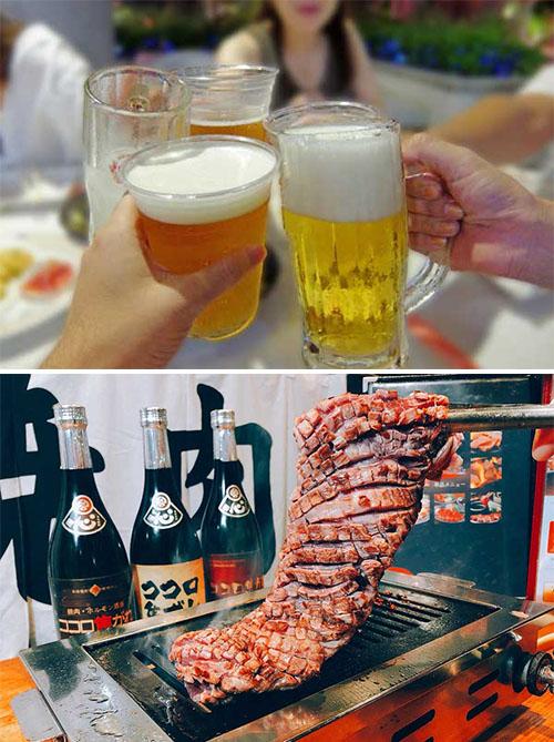 ふるさと大収穫祭 お酒とおつまみフェスティバル in 日比谷