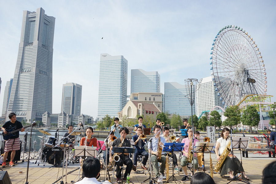 横濱JAZZ PROMENADE 2018