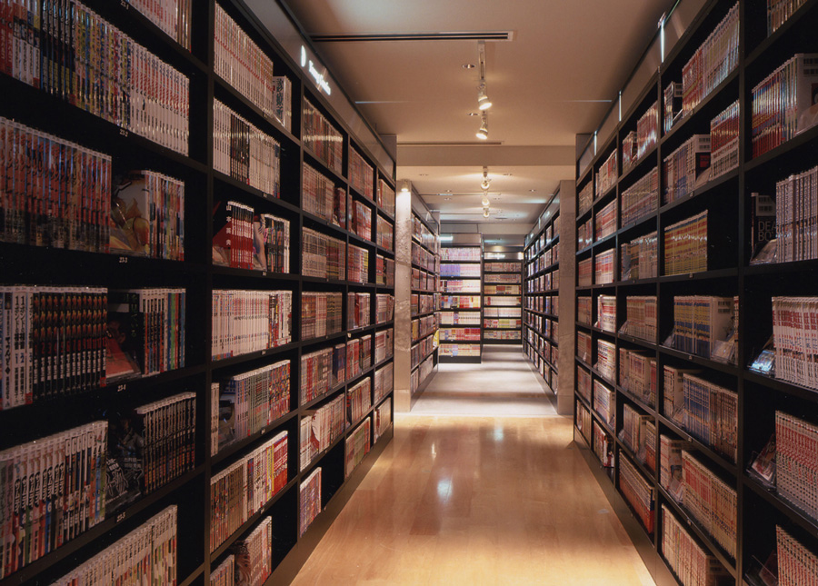 グランサイバーカフェ バグース六本木店
