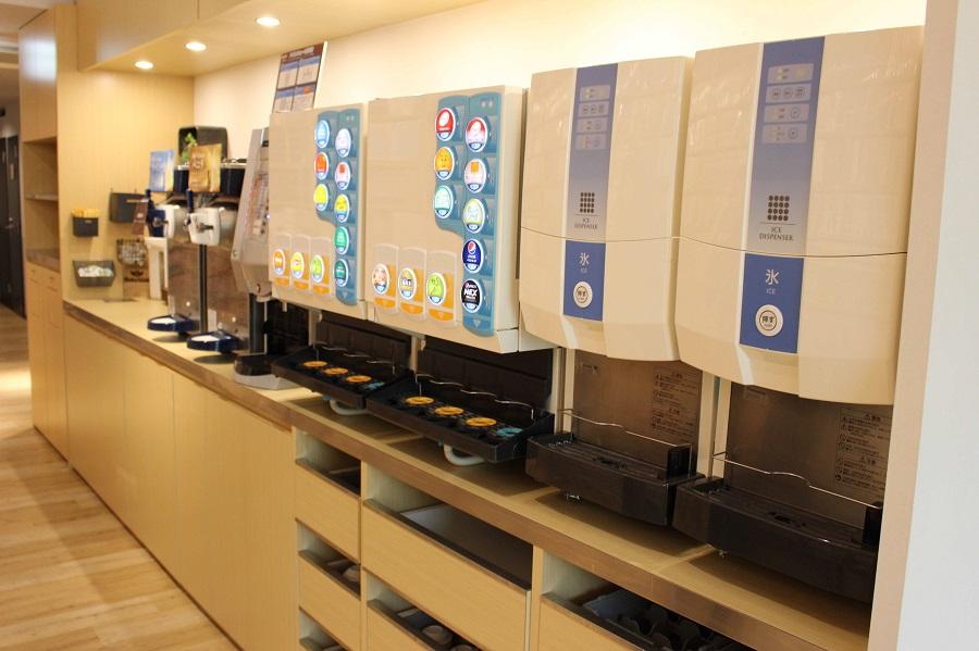 Hailey' 5 Cafe渋谷ドリンクバー