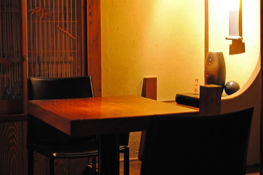 BARすがはら 渋谷本館 テーブル席