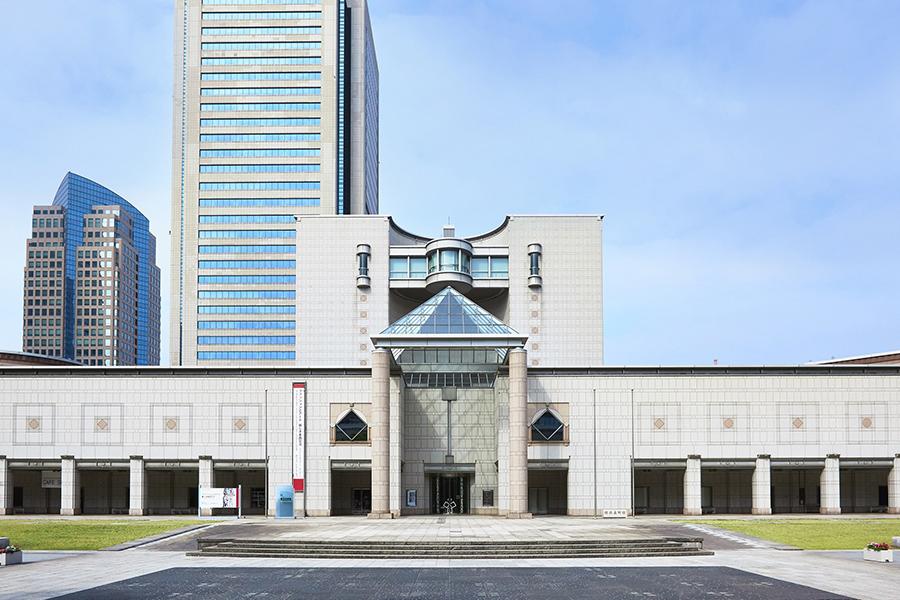 横浜美術館 外観