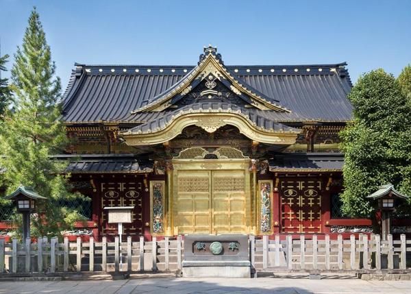 上野東照宮外観
