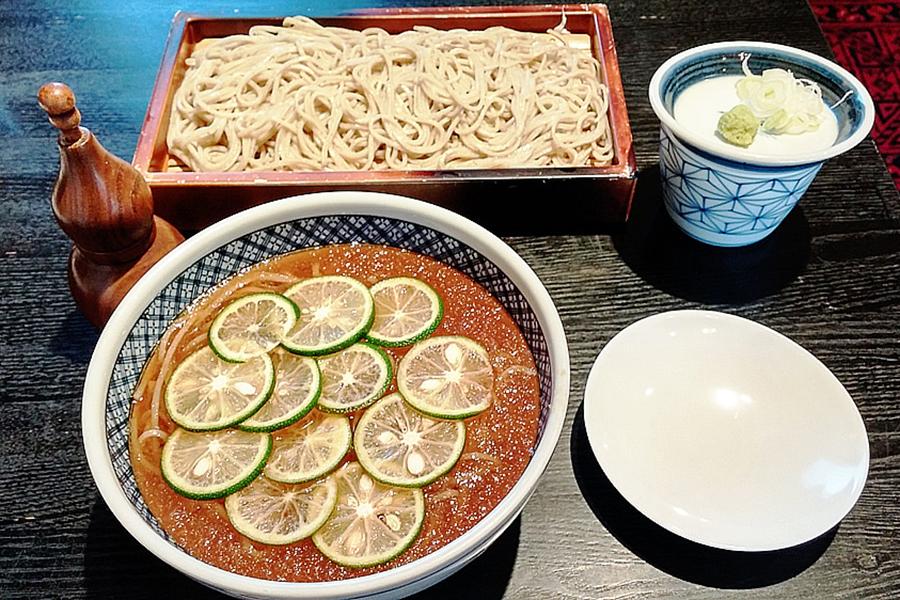 松原庵 蕎麦
