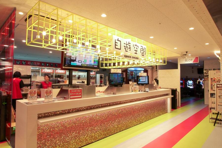 スペースクリエイト自遊空間BIGBOX高田馬場店