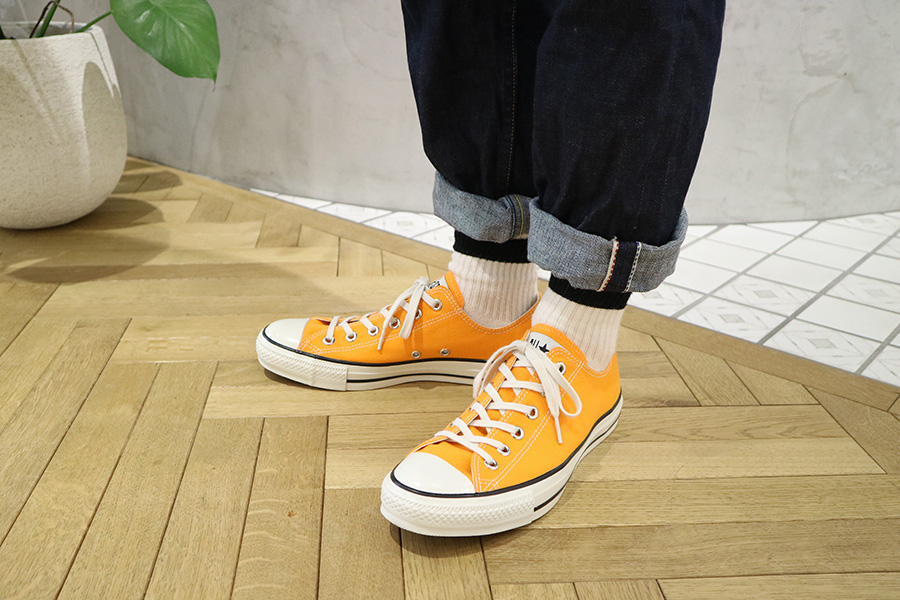 White atelier BY CONVERSE オールスター LOCALIZE