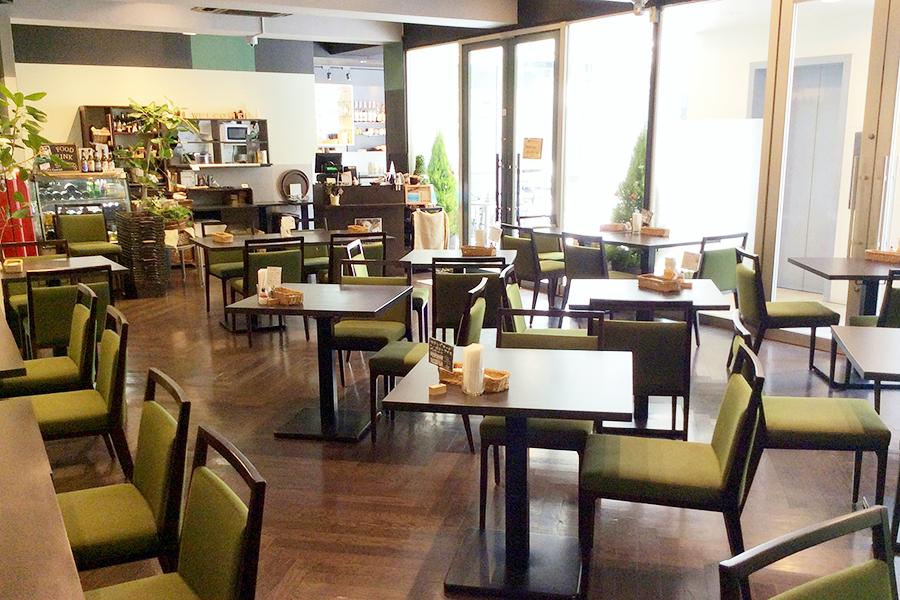 Cafe de 武内観