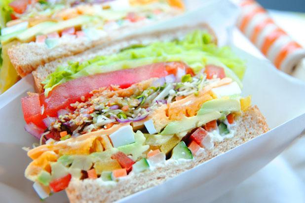 &sandwich.(アンドサンドイッチ.)
