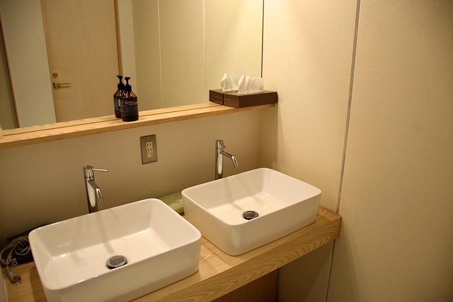 O3 inn TOKYO洗面台