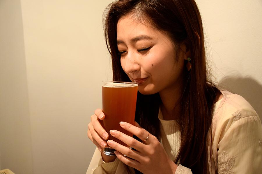 emishiクラフトビールと岡田さん