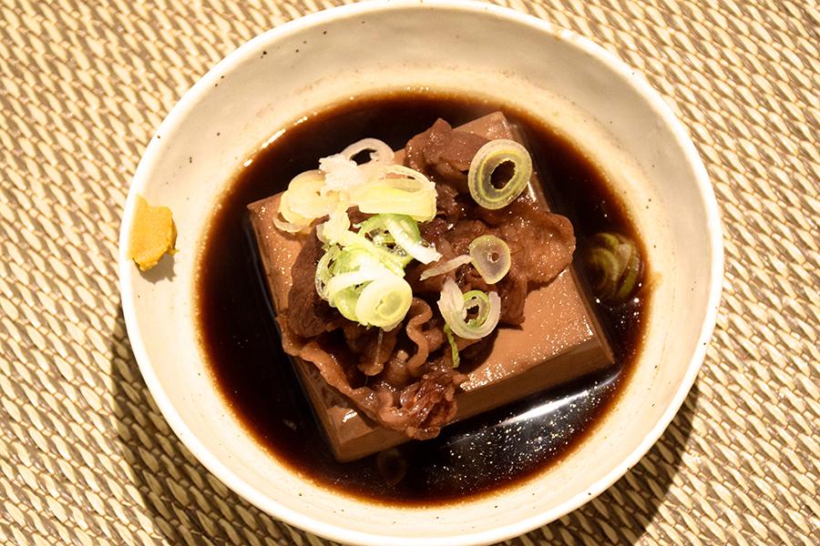 emishiこだわり出汁の肉豆腐