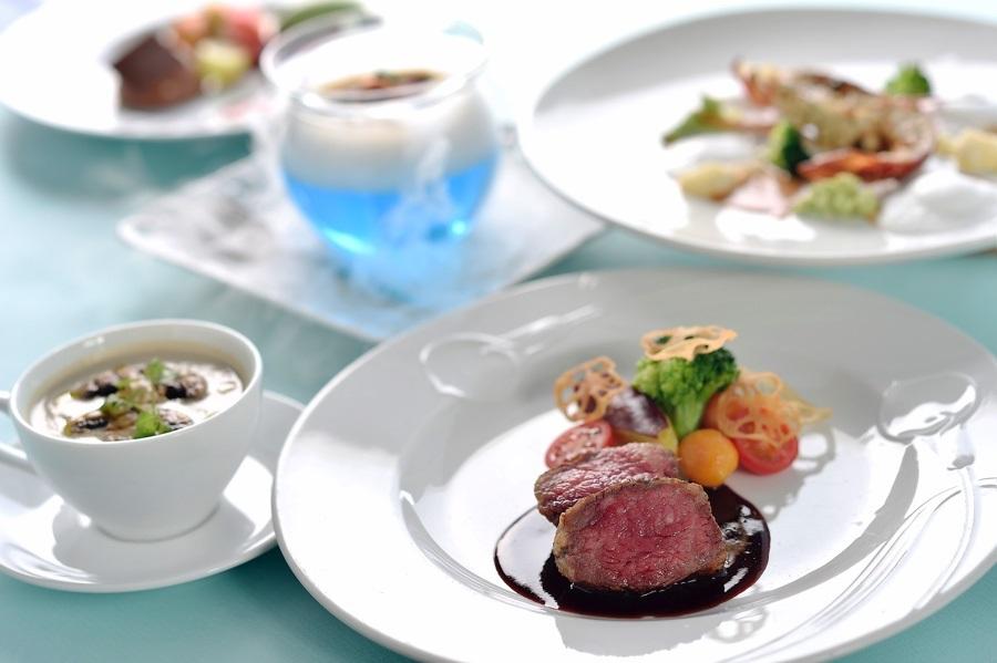 International cuisine subzeroディナーメニュー