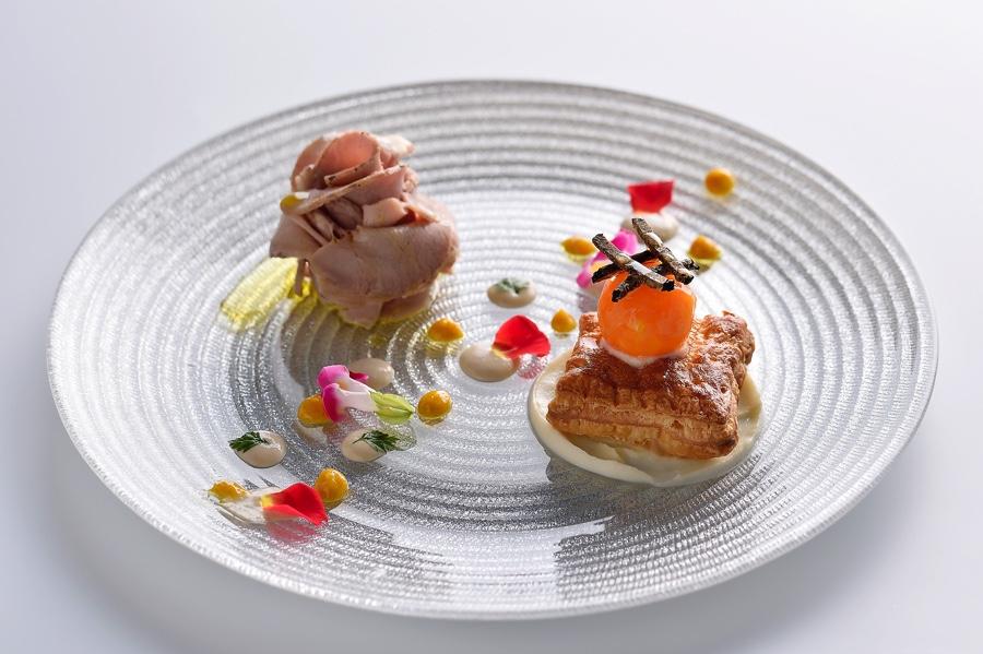 International cuisine subzeroディナーメニュー2