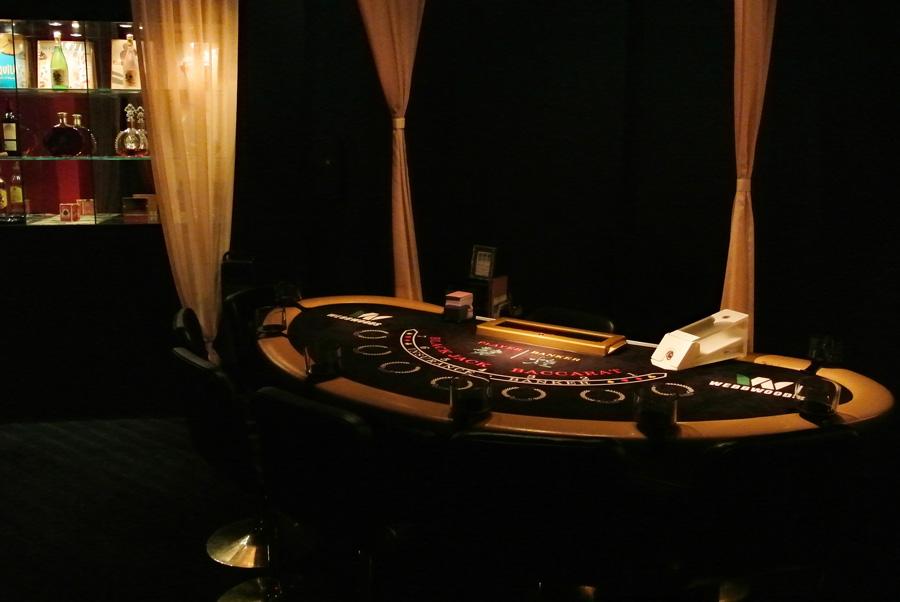 艶bar & lounge店内