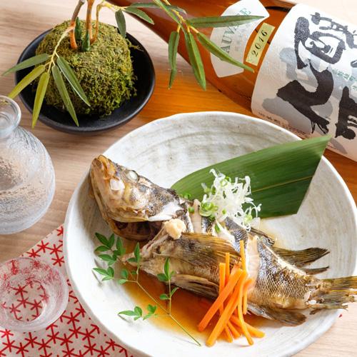 魚の目利き 八重洲店煮魚