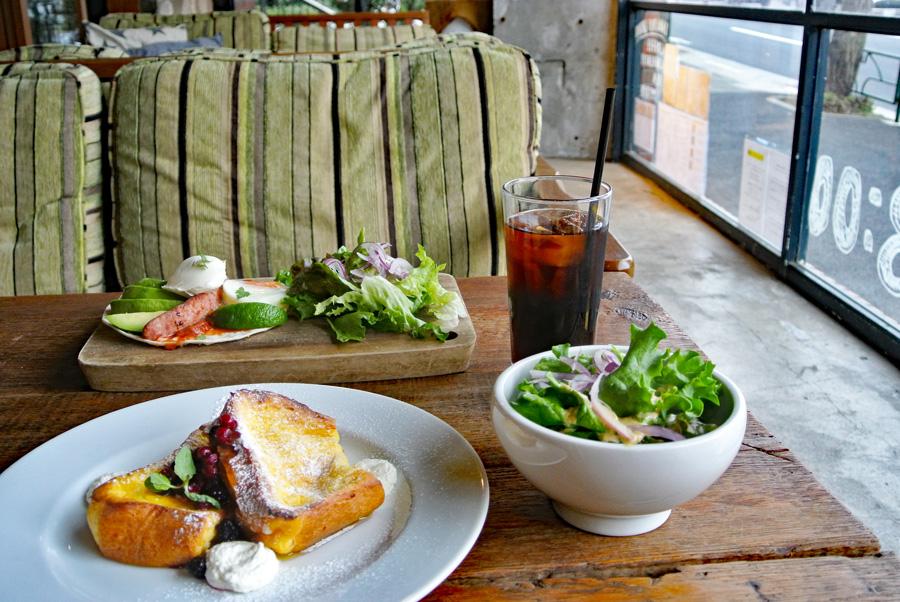 KOMAZAWA PARK CAFEモーニング