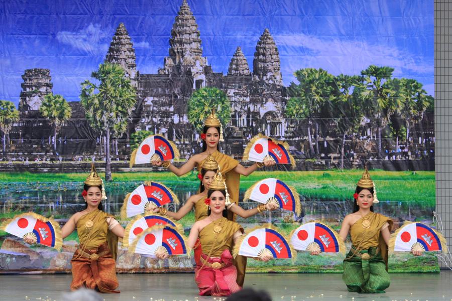 カンボジアフェスティバル2019