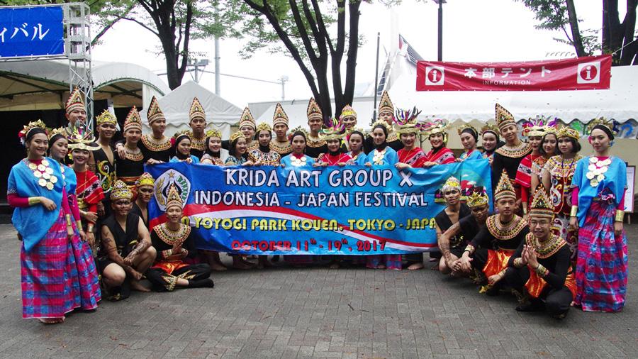 日本インドネシア市民友好フェスティバル