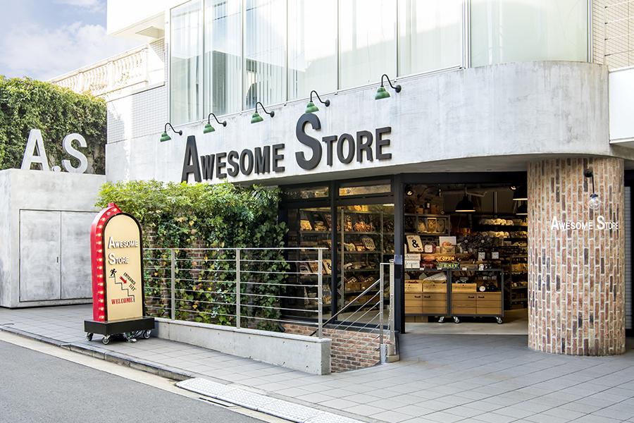 AWESOME STORE 原宿・表参道店
