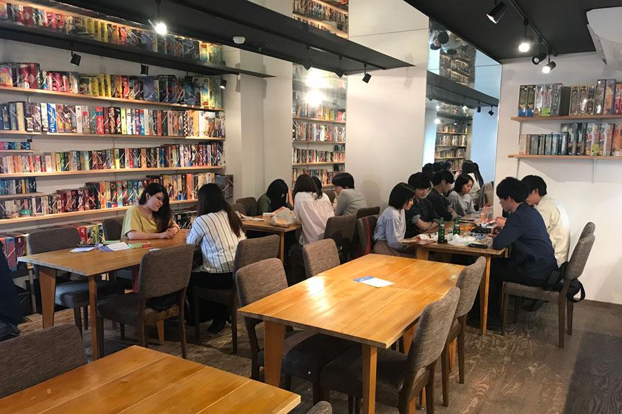 JELLY JELLY CAFE 池袋店 内観2