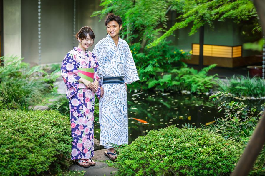 ロイヤルパークホテル 日本庭園2