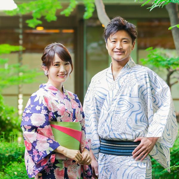浅井麻里さん&湯本大輔さん