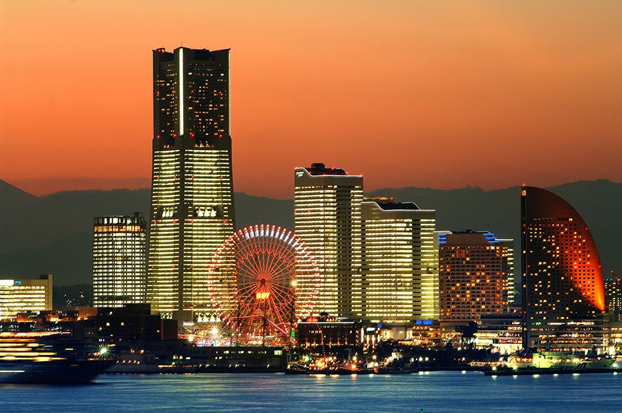 横浜ロイヤルパークホテル 外観